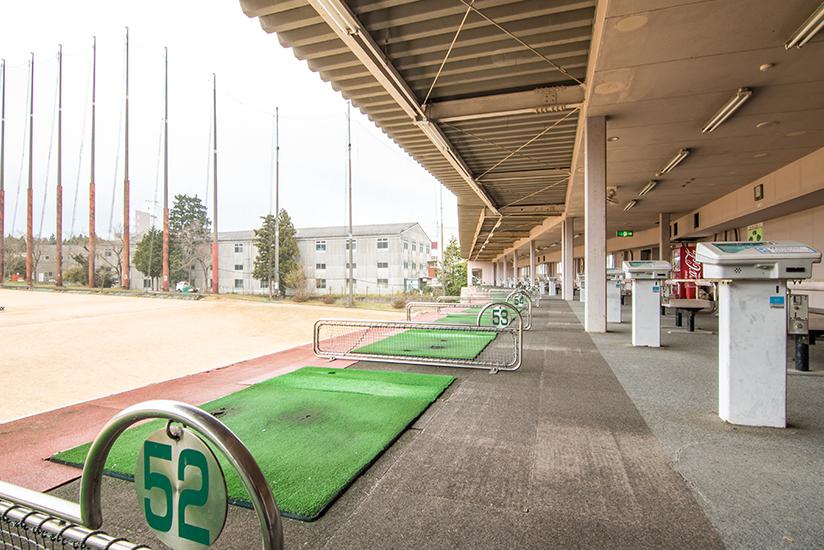 板妻ゴルフセンター