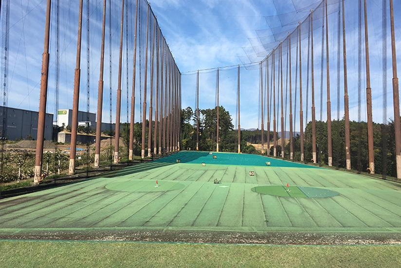 神場ゴルフセンター