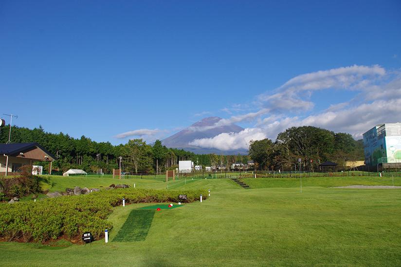 富士山樹空の森パークゴルフ場