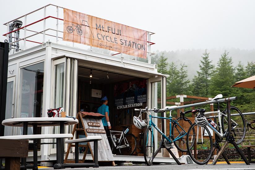 サイクリングコース「富士山御殿場口ヒルクライム」についてお知らせ